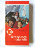 """TERAPEUTICA NATURISTA"", Arkadie Percek, 1987. Colectia CALEIDOSCOP. Carte noua"