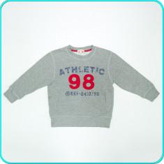 Bluza trening, groasa bumbac, DEBENHAMS _ baieti | 4-5 ani | 110, Marime: Alta, Culoare: Gri