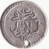 Sublimul Stat Otoman - 10 Para 1758 - Anul de domnie 84 - Argint - Moneda Medievala, Asia