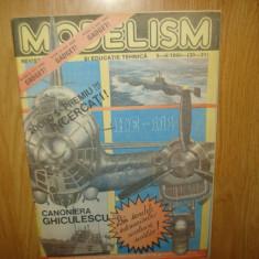 REVISTA MODELISM NR.5-6 ANUL 1990