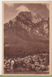 bnk cp Busteni - Vedere spre Caraiman - necirculata