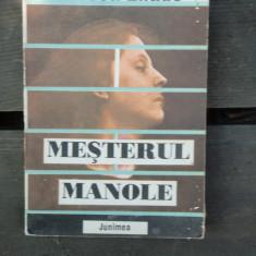 MESTERUL MANOLE - MIRCEA ELIADE