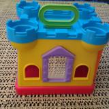 Castel pentru cuburi 20*17*17 cm
