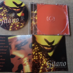 Gitano musical journey in the heart of disc cd muzica etno world latino gipsy - Muzica Latino