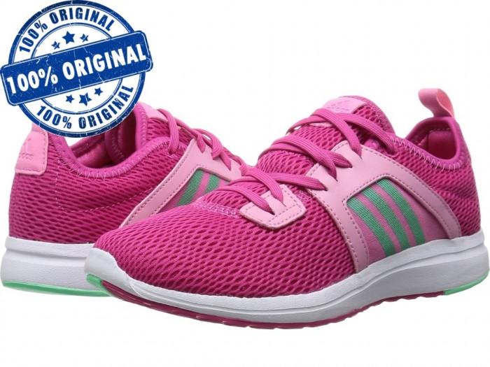 Adidasi dama Adidas Durama - adidasi originali - running - alergare foto mare