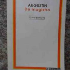 De Magistro Editie Bilingva - Augustin, 533385 - Filosofie