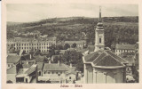 ZALAU - ZILAH , VEDERE GENERALA  , ED. LIBRARIA  SERES, Necirculata, Printata