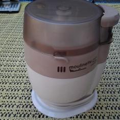 Moulinex MOULINETTE - S 43 211, 750 W - Robot Bucatarie