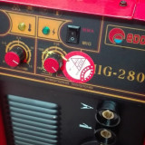 Invertor, aparat de sudura EDON MIG/MAG + MMA 280A