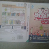Big brain academy for Wii - Nintendo Wii - Jocuri WII, Board games, Toate varstele, Multiplayer