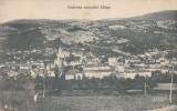 ZALAU , VEDERE GENERALA   A ORASULUI  , CIRCULATA 1928, Printata