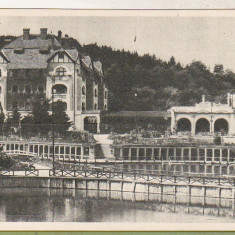 bnk cp Ocna Sibiului - Lacul HClosca - necirculata