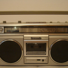 Radiocasetofon PANASONIC RX-5010LS