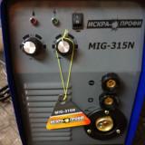 Aparat sudura invertor MIG MAG si MMA 315 A ISKRA ARGON