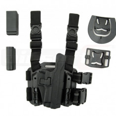 ACM toc pistol cu platforma modulara pentru P226 Negru