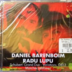 Daniel Barenboim & Radu Lupu - Grand Duo/Variations D 813/3 (1 CD) - Muzica Clasica warner