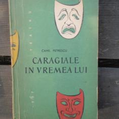 CARAGIALE IN VREMEA LUI - TEATRU - Carte Teatru