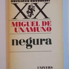 NEGURA de MIGUEL DE UNAMUNO, 1975 - Carte in alte limbi straine
