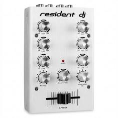 2-canale DJ Mixer argintiu - Mixere DJ