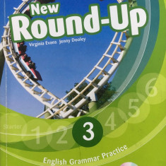 NEW ROUND-UP 3 - English Grammar Book - Curs Limba Engleza