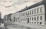 ZALAU - ZILAH , SCOALA DE FETE   , ED. LIBRARIA  TOROK PAPIRK. , ZALAU, Necirculata, Printata