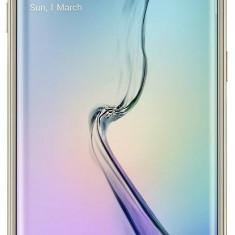 Samsung Galaxy S6 Edge G925 Gold Platinum - Telefon Samsung, Auriu, Neblocat