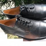 Pantofi barbati piele naturala ITALIA nr.43  originali NOI