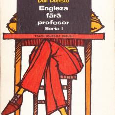 Dan Dutescu - Engleza fara profesor Seria I Volumul II - 36555 - Curs management