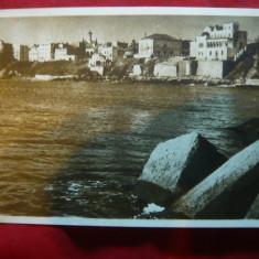 Ilustrata Constanta - Vedere, circulat 1956 - Carte Postala Dobrogea dupa 1918, Circulata, Fotografie
