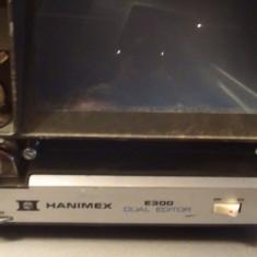Aparat proiectie film 8 mm Hanimex E 300 Dual editor - Accesoriu Proiectie Aparate Foto