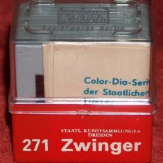 Muzeul Zwinger, Dresda, 12 diacolor