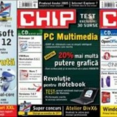 Reviste Chip : 1-5/20006 - Revista IT