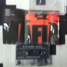 BUG Mafia Romania caseta audio muzica hip hop rap romanesc cat music 1999, Casete audio