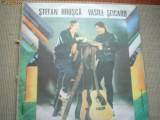 Stefan Hrusca Vasile Seicaru abum disc vinyl LP muzica folk pop rock electrecord