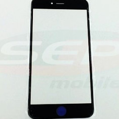 Geam Apple iPhone 6s Plus black original - Touchscreen telefon mobil, iPhone 6 Plus