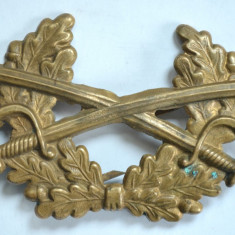 Cuc, emblema pentru chipiu militar german