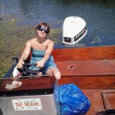 Barca Helas - Barca cu motor