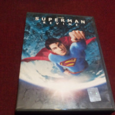 FILM DVD SUPERMAN REVINE 2 DVD, Romana