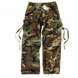 Helikon-Tex pantaloni military us army M65 Woodland (L/regular) - Pantaloni barbati