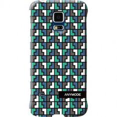 Husa Protectie Spate Anymode FABP010KA0 Modern Art pentru Samsung Galaxy S5 Mini - Husa Telefon