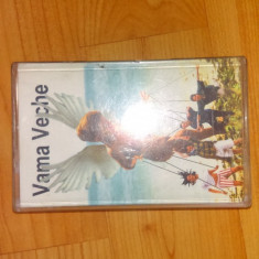 Caseta Vama Veche 1999 - Muzica Rock a&a records romania, Casete audio