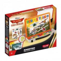 Joc Creativ Magnetino Planes Wd Quercetti Forme Magnetice - Jocuri arta si creatie