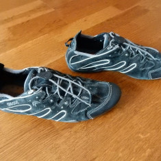 Adidasi Geox Respira Respira Vero Cuoio piele naturala; marime 39 (24.5 cm) - Adidasi dama Geox, Culoare: Din imagine