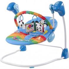 Leagan Electric Cu Conectare La Priza Panda - Sun Baby - Set mobila copii