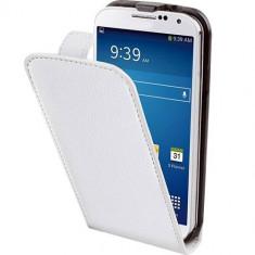 Husa Flip Cover Muvit 92340 alba pentru Samsung Galaxy S5 Mini - Husa Telefon