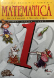 MATEMATICA. MANUAL PENTRU CLASA I - Stefan Pacearca, Mariana Mogos, Clasa 1, Aramis