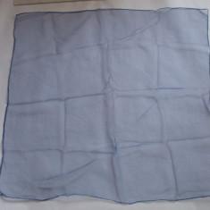 BATIC BLEUMARIN DIN NYLON TRANSPARENT - Batic Dama, Culoare: Albastru