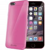 Husa Protectie Spate Celly GELSKIN600P roz pentru Apple iPhone 6 / 6S