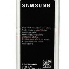 Acumulator Samsung Galaxy S5 Mini G800 cod EB-BG800BBE original swap, Alt model telefon Samsung, Li-ion