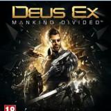 Deus Ex Mankind Divided Ps4 - Jocuri PS4, Shooting, 18+